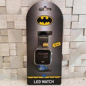 Batman Watch LED Watch DC Comics Watch